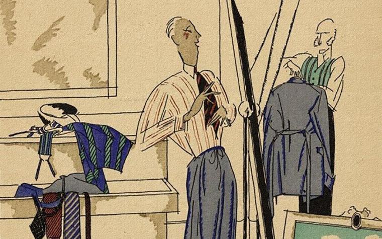Женщины одеваются хуже мужчин, но мужчины этого не замечают