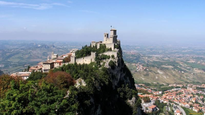 Фашистский Сан-Марино. Вклад…