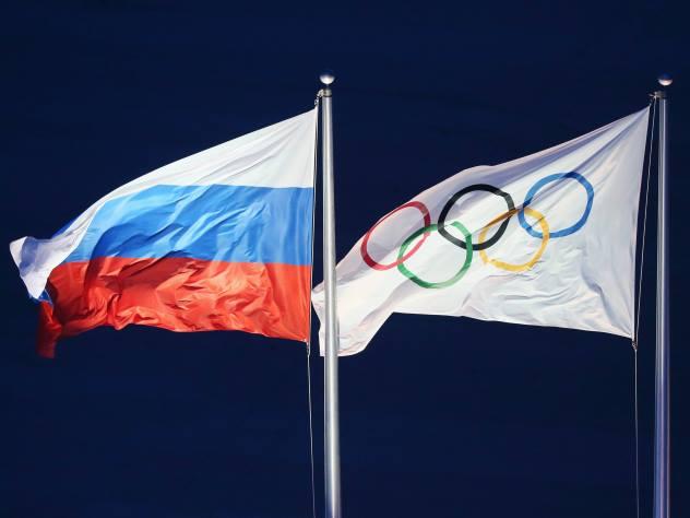 The Times объявила «конкурс» на нейтральный флаг для олимпийцев из России