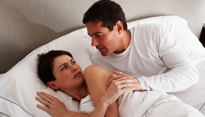 Проблемы в сексе долгие отношения