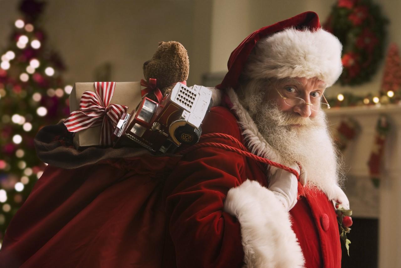 Что просят у Деда Мороза дет…