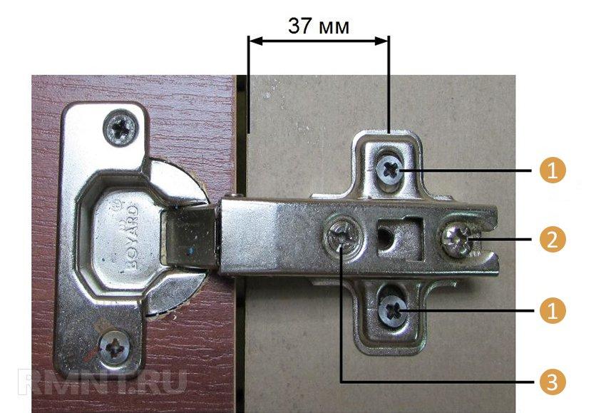 Как врезать петли на дверь своими руками 23