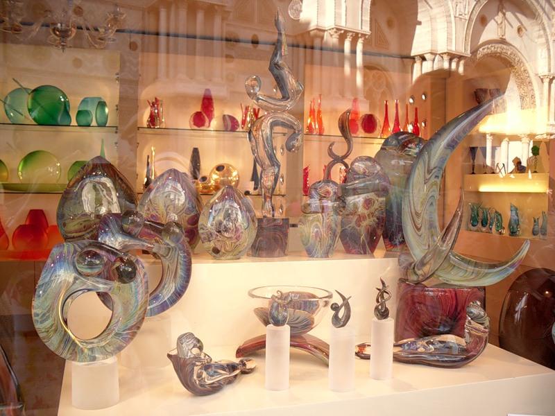 Венецианское стекло