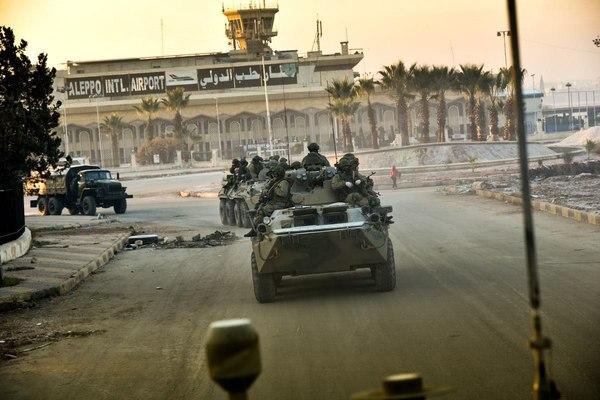 Сирия. Итоги войны 2016