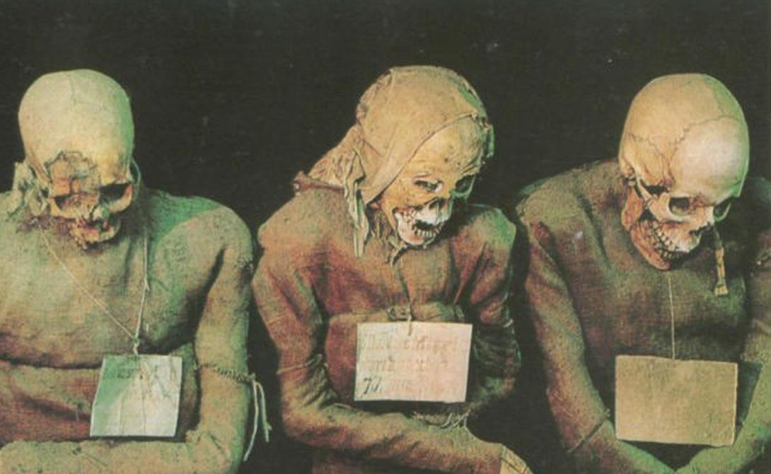 Жуткие факты о мумиях