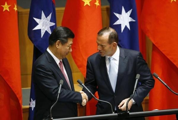 Австралия оказалась слабым звеном вНовом Шелковом пути