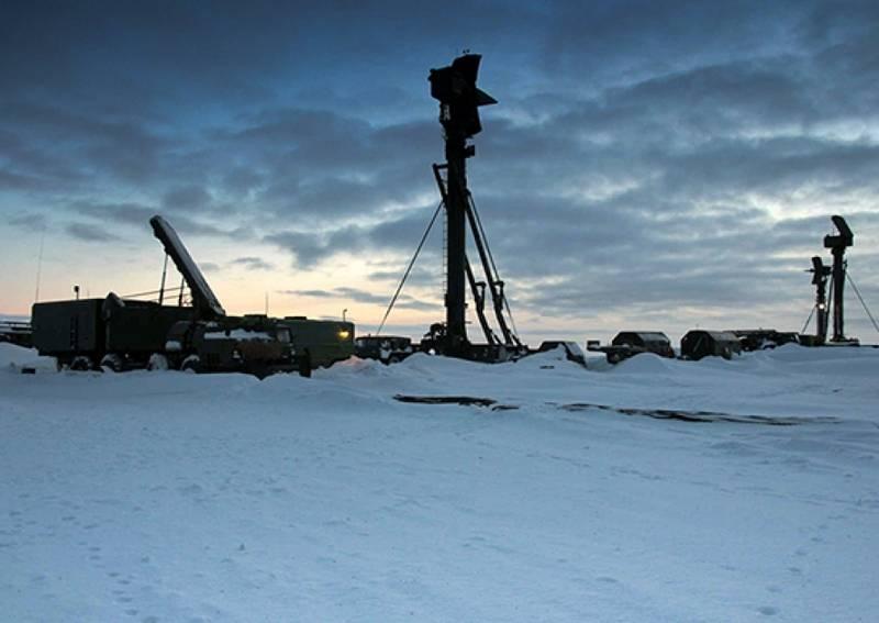 Минобороны заканчивает строительство новой базы ПВО в Арктике