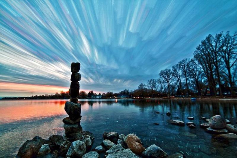 Smeared Skies 2 Размазанные небеса Мэтта Моллоя