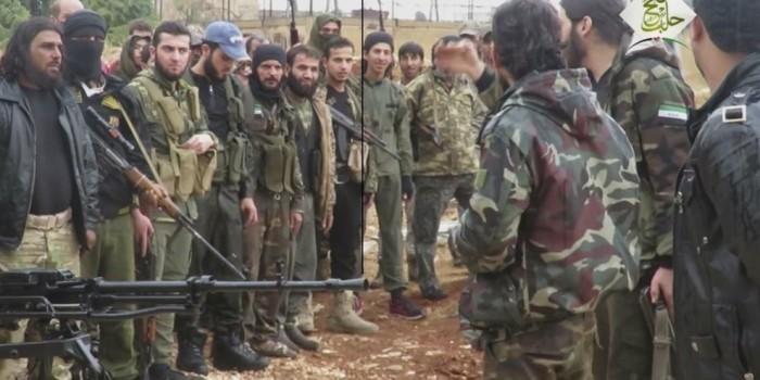 Журналисты раскрыли путь поставок оружия из Сербии сирийским боевикам