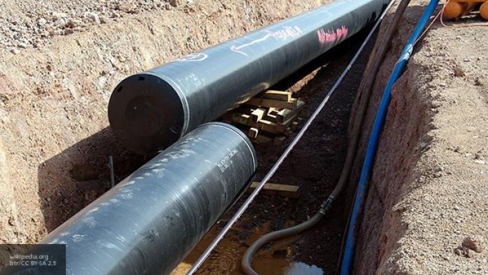 Польша начинает строительство нового газопровода до границы с Украиной