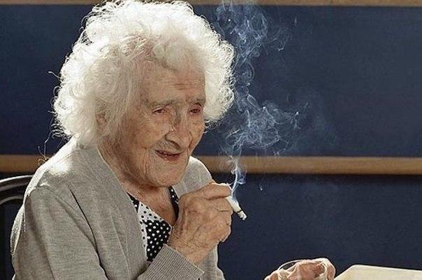 Жанна Кальман установила мировой рекорд продолжительности жизни