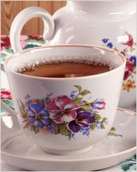 Чай в России