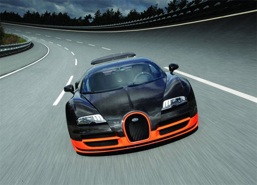 Bugatti Veyron Super Sport лишили звания рекордсмена