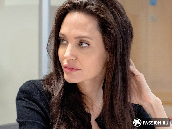 Анджелина Джоли рассказала о страхе перед возрастом