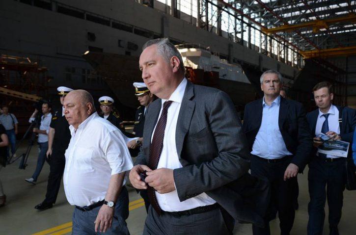 Россия завершила восстановление завода в Крыму, производящего корабли на воздушной подушке