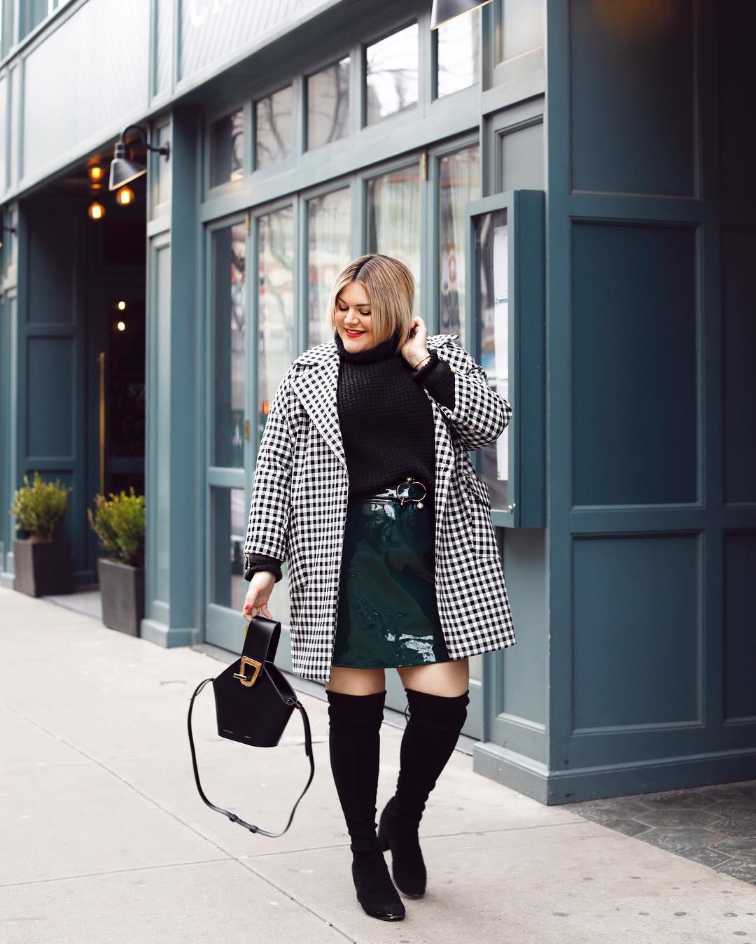 Модные тенденции осени 2019 для полных женщин фото 8
