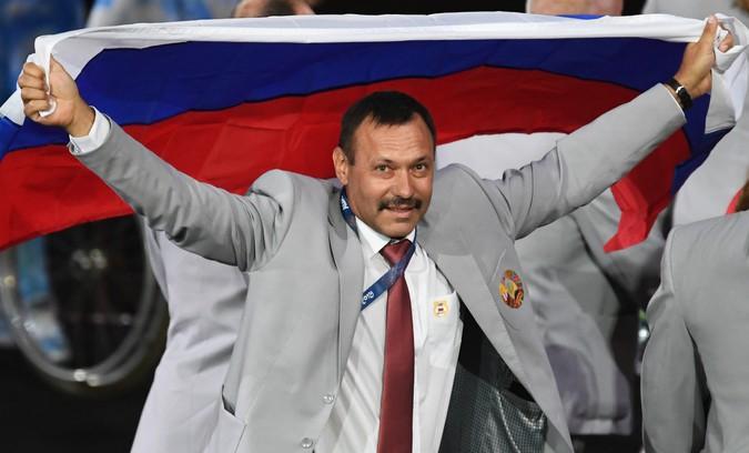 Фомочкин рассказал, как он прошёл с российским триколором на открытии Паралимпиады