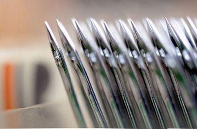 Виды швейных ниток и игл. Тонкости выбора