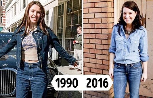 18 неоспоримых доказательств, что мода 90-х возвращается. Пора доставать любимую косуху из кладовки!