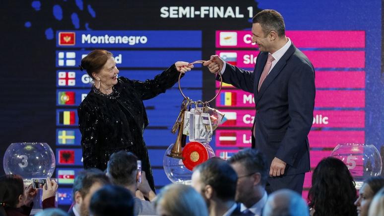 Европейский вещательный союз вступился за право России на участие в Евровидении