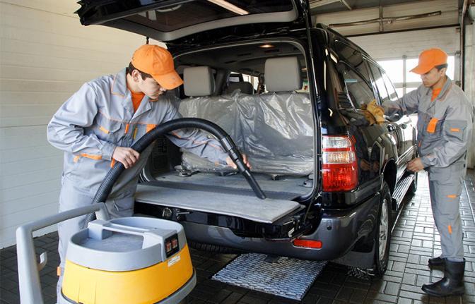 15 советов для чистоты в машине