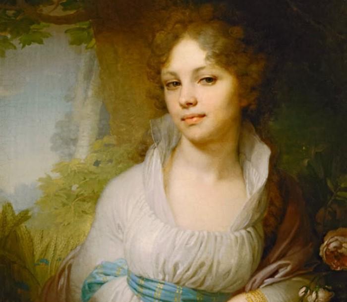 Загадка портрета Марии Лопухиной: картина, которая несла смерть?