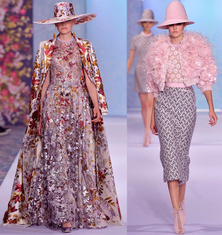 Ralph & Russo Haute couture осень-зима 2016-2017 — прекрасная сказка роскошных нарядов