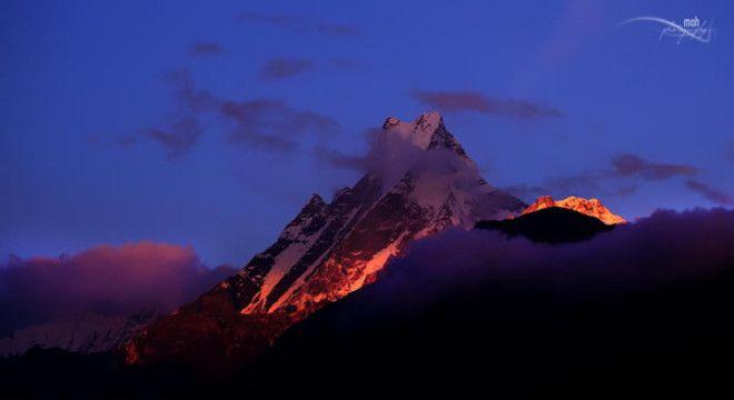 Гора «Рыбий хвост», Machhapuchhre, Непал