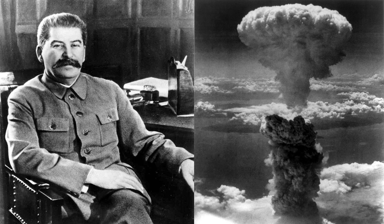 Сталин об атомном оружии: долгой монополии у США не будет