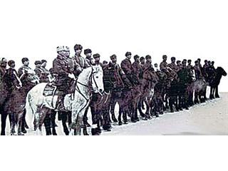 Старшина Волковенко, или кавалерист зарубивший 213 фрицев
