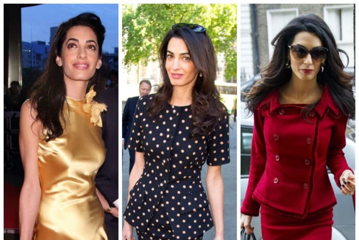 10 модных правил красавицы-жены Джорджа Клуни, которые сделали ее королевой стиля