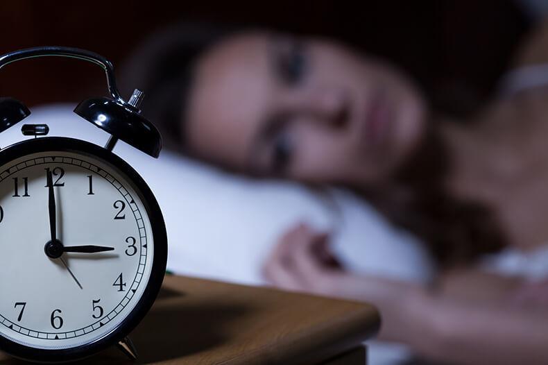 Как сон влияет на вес