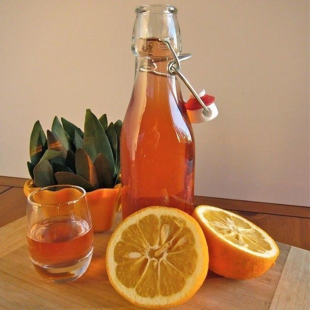 Апельсиновое вино