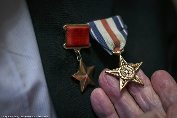 Рузвельт наградил меня Серебряной звездой, а Сталин - Золотой