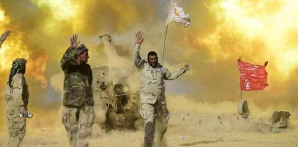 Мосул: «Месяцы ИГИЛ сочтены» — так сегодня шутят в Вашингтоне