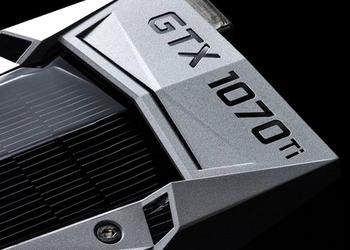 В сеть слили характеристики видеокарты NVIDIA GTX 1070 Ti