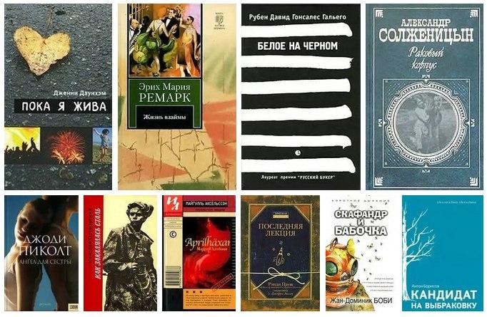 10 книг о сильных личностях!