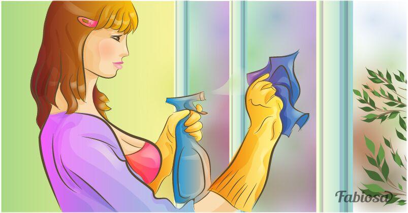 5 полезных советов по использованию уксуса при уборке дома