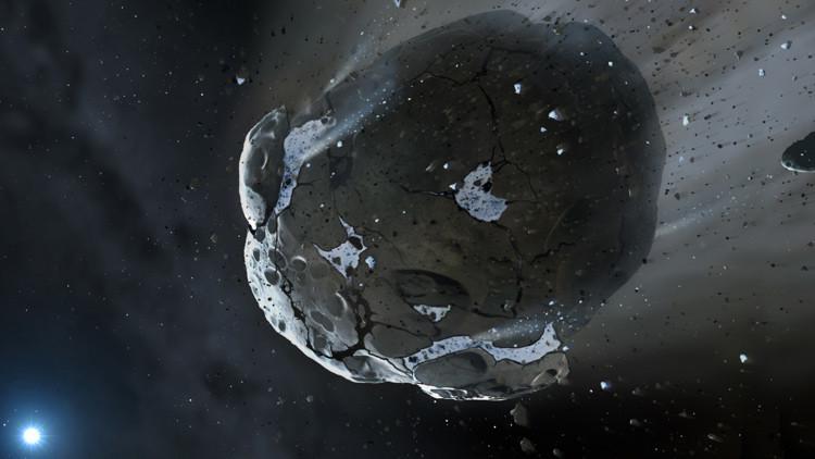 Метеориты рассказали историю магнитного поля Психеи