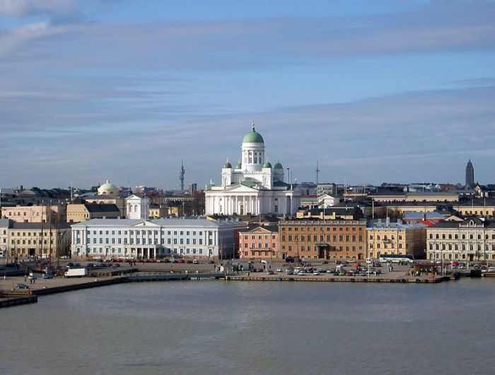 Финляндия - идеальное место для жизни.