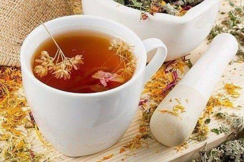 Тибетский чай долголетия