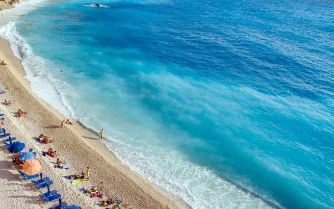 Идеальные места для отдыха с потрясающе красивой водой