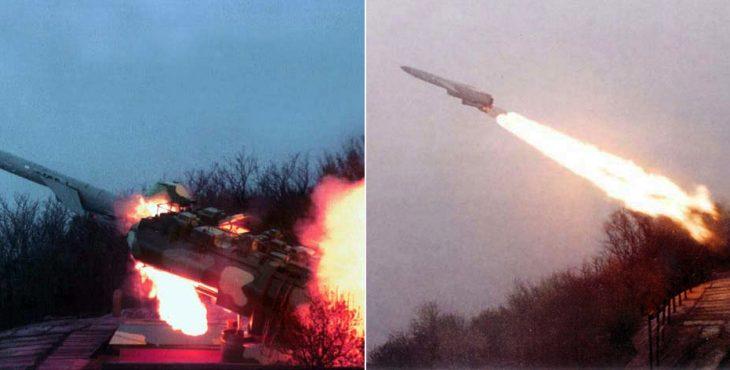 В Крыму восстановлен шахтный береговой ракетный комплекс «Утес»