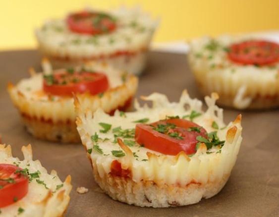 Маффины из цветной капусты с сыром. Так вкусно и необычно!