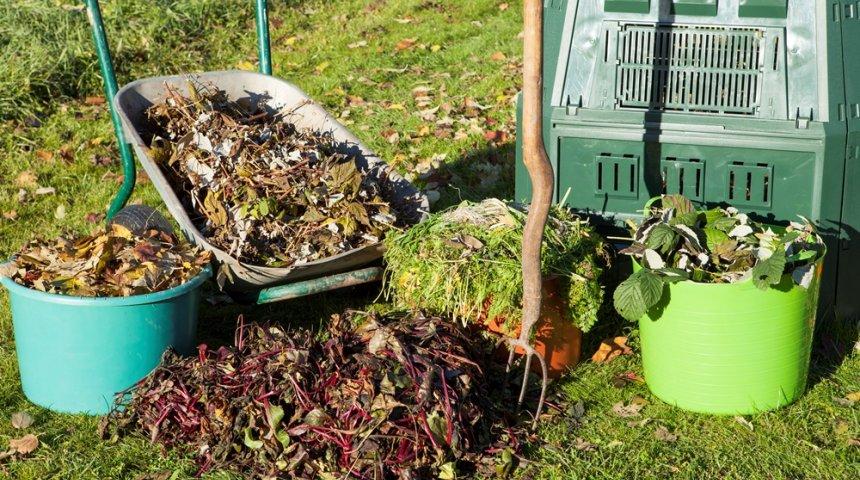 внесение удобрений осенью