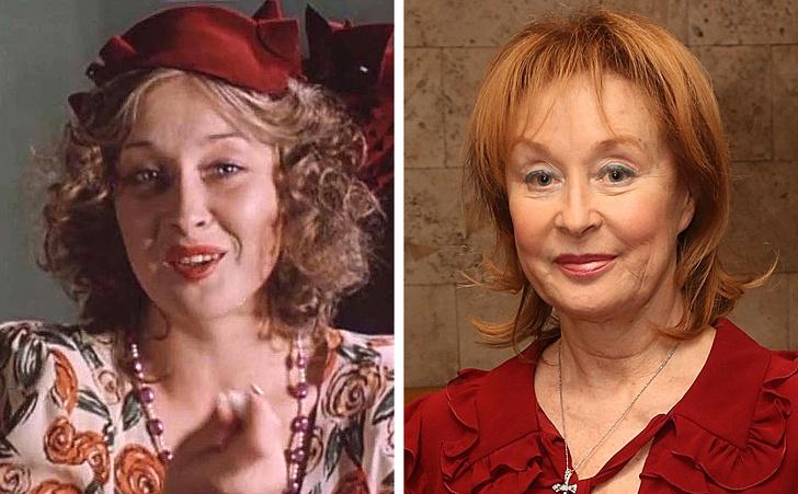 15 советских актрис 80–90-х, которым уже за 60. Внезапно
