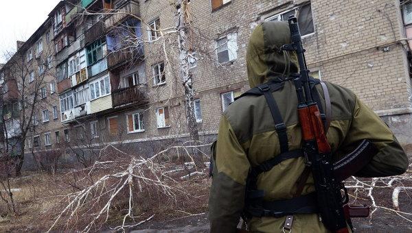 ДНР: ночью на линии соприкосновения в Донбассе было спокойно