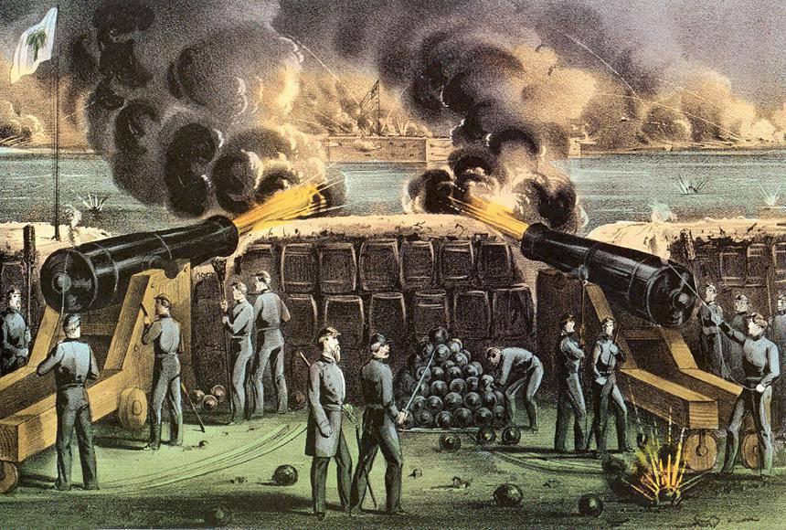Повод к началу Гражданской войны в США