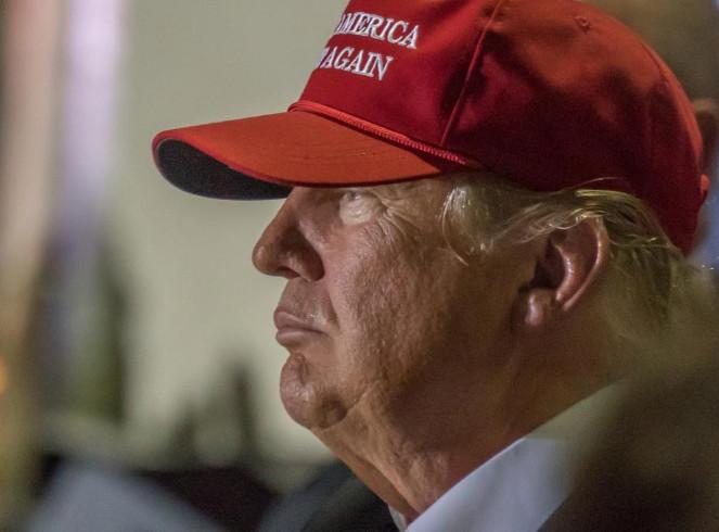 Дональд Трамп превратился в коммивояжера американских военных корпораций