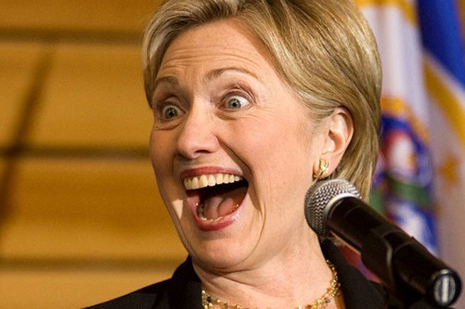 Хиллари обвинила Путина в мэнспрединге: тот еще бред!